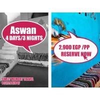 Aswan 4 Days / 3 Nights Valid till 30/03/2020