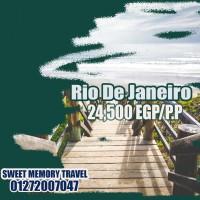 Rio De Janeiro, Brazil 10 Days / 9 Nights from 20/03/2020 till 29/03/2020